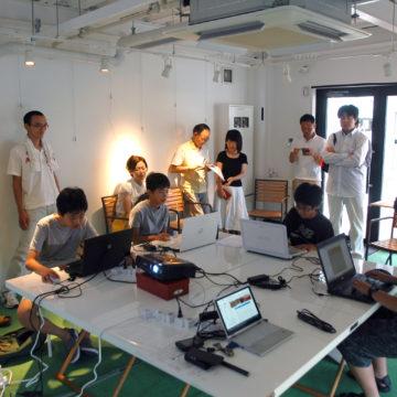山口県内初のCoderDojoを開催しました
