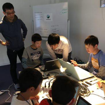 7回目のCoderDojo光を開催しました(2018年1月21日開催)