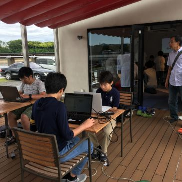 CoderDojo光の11回目を開催しました(2018年5月19日開催)