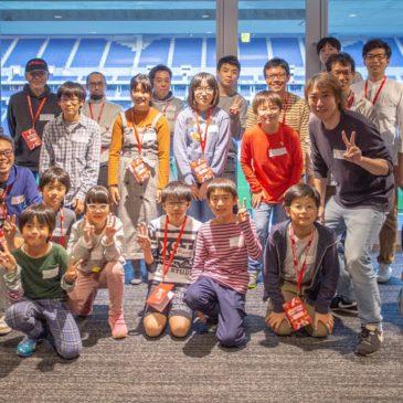 JAWS FESTA 2018 OSAKA CoderDojo ニンジャ Meetupに参加して