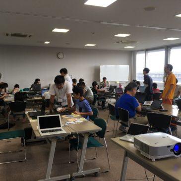 第31回CoderDojo 光開催の件 (2019年9月23日 月・祝)