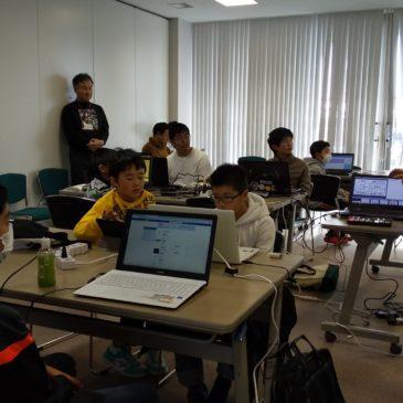 第37回CoderDojo光開催 (2020年1月26日)