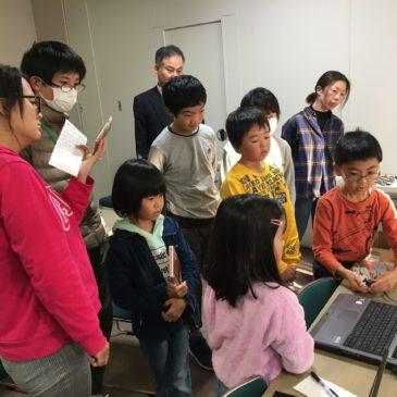 第35回&第36回CoderDojo光 (2019年12月14日)を開催しました